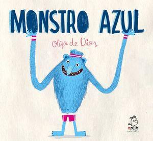 MONSTRO AZUL