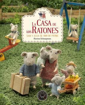 LA CASA DE LOS RATONES. SAM Y JULIA SE VAN DE PICNIC