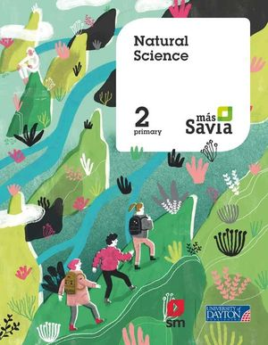 NATURAL SCIENCE. 2 PRIMARY. MÁS SAVIA