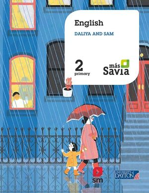 ENGLISH. SAM AND DALIYA. 2 PRIMARY. MÁS SAVIA