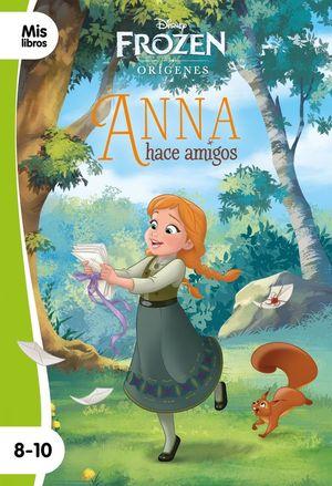 ANNA HACE AMIGOS