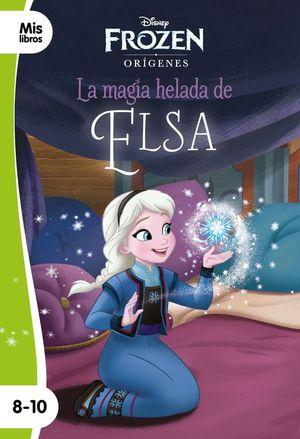 LA MAGIA HELADA DE ELSA