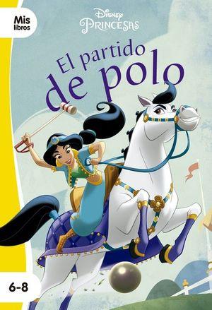 PRINCESAS DISNEY. EL PARTIDO DE POLO