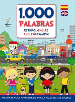 1000 PALABRAS. ESPAÑOL-INGLES