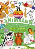 ANIMALES + 450 PEGATINAS