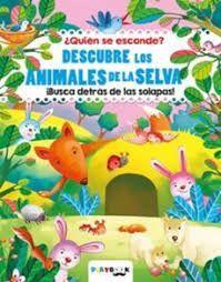 DESCUBRE LOS ANIMALES DEL MUNDO