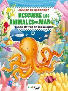 DESCUBRE LOS ANIMALES DEL MAR