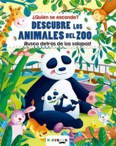 DESCUBRE LOS ANIMALES DEL ZOO