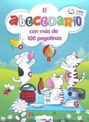 EL ABECEDARIO CON MAS DE 100 PEGATINAS