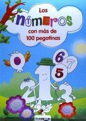 LOS NUMEROS CON MAS DE 100 PEGATINAS