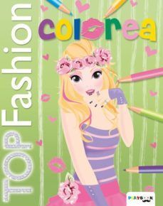 TOP FASHION COLOREA VERDE