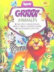 GRRRR ANIMALES MEGACOLOR