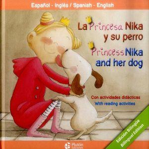 LA PRINCESA NIKA Y SU PERRO