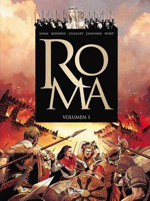 ROMA (INTEGRAL): VOL. 1