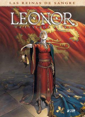 LEONOR: LA LEYENDA NEGRA (INTEGRAL VOL. 2)