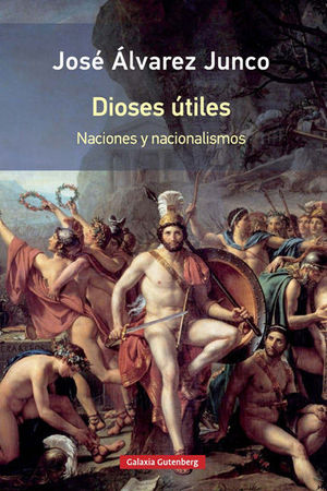 DIOSES ÚTILES - RÚSTICA