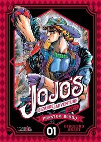 JOJO'S BIZARRE ADVENTURE PARTE 01: PHANTOM BLOOD 01