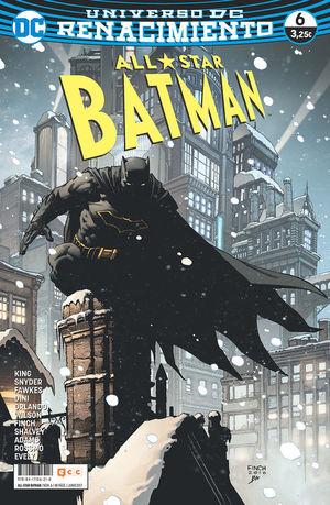 ALL-STAR BATMAN NÚM. 06 (RENACIMIENTO)