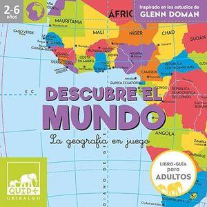 DESCUBRE EL MUNDO (2-6 AÑOS)