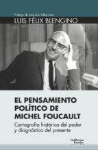 PENSAMIENTO POLÍTICO DE MICHEL FOUCAULT