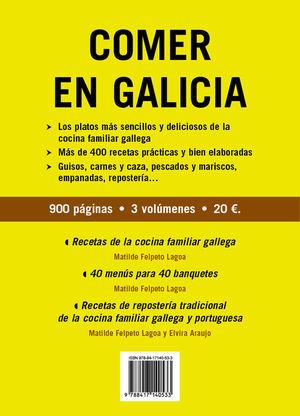 COMER EN GALICIA