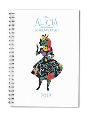 AGENDA ALICIA PAIS MARAVILLAS 2019