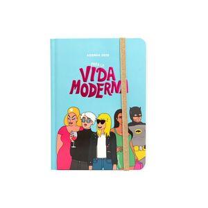 AGENDA BOLSILLO VIDA MODERNA 2020