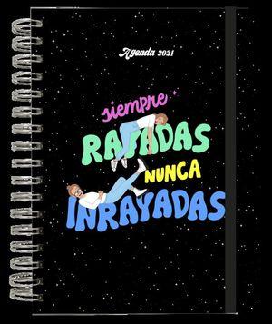AGENDA ANUAL SEMANA 2021 LAS RAYADAS