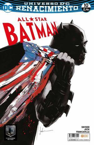 ALL-STAR BATMAN NÚM. 10 (RENACIMIENTO)