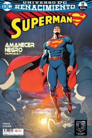SUPERMAN NÚM. 66/11 (RENACIMIENTO)