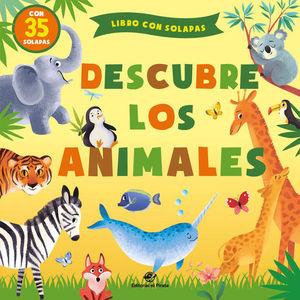 DESCUBRE LOS ANIMALES