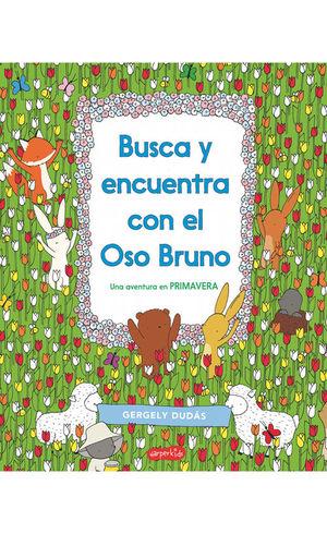 BUSCA ENCUENTRA CON EL OSO BRUNO