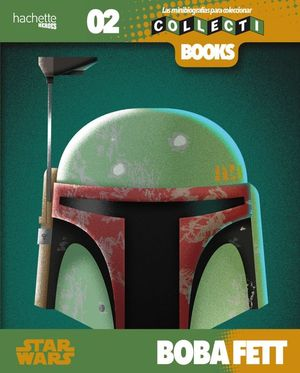 COLLECTI BOOKS - BOBA FETT