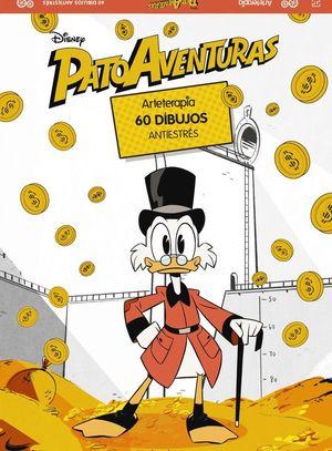 PATOAVENTURAS ARTETERAPIA: 60 DIBUJOS ANTIESTRES