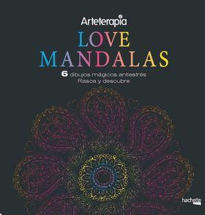 ARTETERAPIA. LOVE MANDALAS