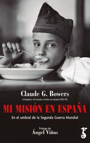 MI MISION EN ESPAÑA