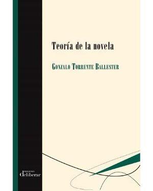 TEORÍA DE LA NOVELA
