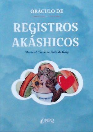ORACULO DE REGISTROS AKASHICOS