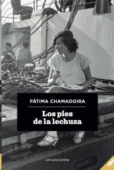 LOS PIES DE LA LECHUZA