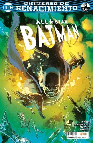 ALL-STAR BATMAN NÚM. 13 (RENACIMIENTO)