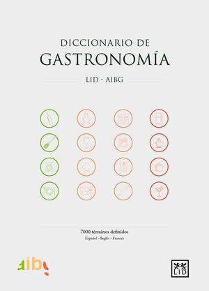 DICCIONARIO DE GASTRONOMIA