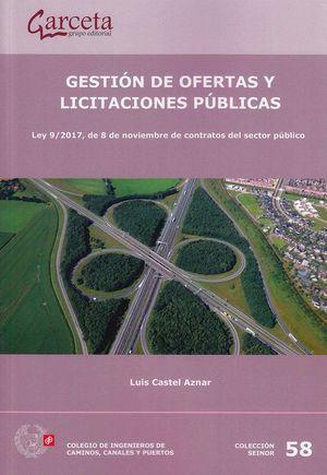 GESTION DE OFERTAS Y LICITACIONES PUBLICAS