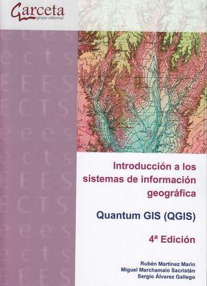 INTRODUCCION A LOS SISTEMAS DE INFORMACION GEOGRAFICA QUANT