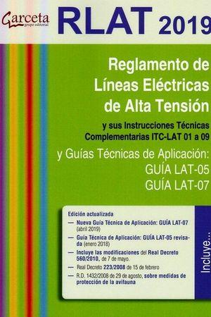REGLAMENTO DE LINEAS ELECTRICAS DE ALTA TENSION Y SUS INSTRUCCION