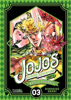 JOJO'S BIZARRE ADVENTURE PART II - BATTLE TENDENCY 03