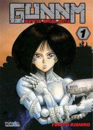 GUNNM (BATTLE ANGEL ALITA) 1