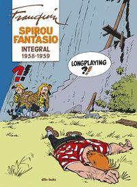 SPIROU Y FANTASIO INTEGRAL 6