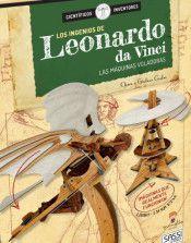 LOS INGENIOS DE LEONARDO DA VINCI 3D. LAS MAQUINAS VOLADORAS