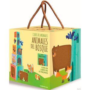 ANIMALES DEL BOSQUE (ECO CUBITOS)