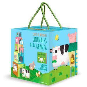 CUBOS DE ANIMALES: ANIMALES DE LA GRANJA